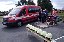 Oslavy 130. výročí založení sboru dobrovolných hasičů v Pavlově.