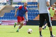 První trénink FC Vysočina Jihlava