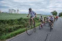 Cyklotour Na kole dětem.