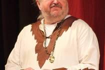 Autor i herec. František Ringo Čech dnes přiveze do Jihlavy Dívčí válku.