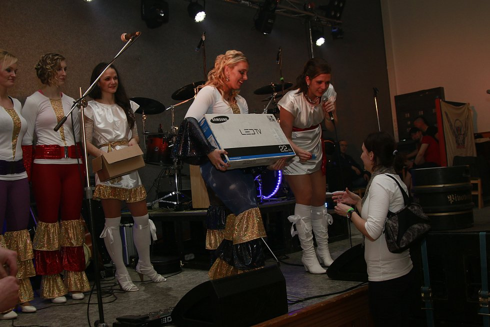 Moto klub Hodice AČR výrazně přispívá ke společenskému životu v obci. Foto: archiv Moto klubu Hodice AČR