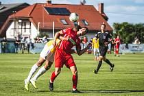 22. kolo FORTUNA:NÁRODNÍ LIGY MFK Chrudim - FC Vysočina Jihlava