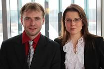 Jan Pospíšil a Denisa Slavíková nápadu věří.