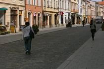 Benešova ulice, ilustrační foto