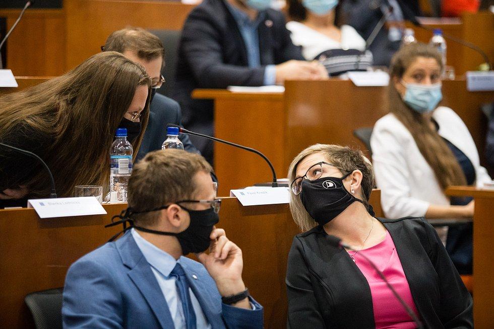 Ustavující zasedání zastupitelstva Kraje Vysočina.