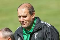 Trenér a šéf TJ Sapeli Polná Jiří Babínek byl nespokojený s řízením několika zápasů.