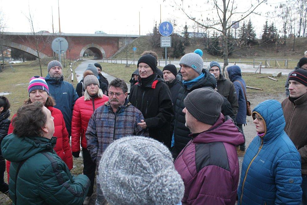 Veřejnost se bude moct vyjádřit k rozvoji území podél řek Jihlavy a Jihlávky.