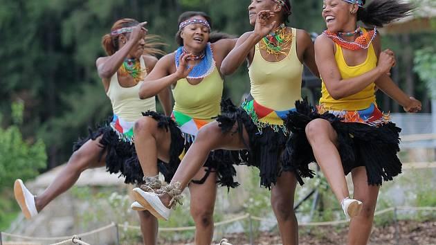 Na festivalu Doteky Afriky se představí hudebníci a tanečníci ze čtyř zemí černého kontinentu.