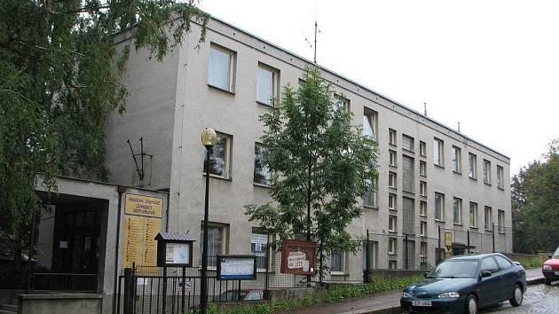 Jeden z objektů, v němž v současnosti nachází zázemí jihlavský dům dětí a mládeže (DDM).