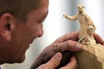 Betlémáři v Třešti se chystají na již patnáctý ročník tradičního Dřevořezání. Ilustrační foto.