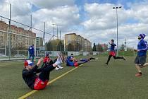 Třebíčští hokejisté zahájili přípravu.