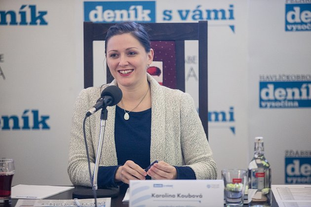 Karolína Koubová, Jihlava