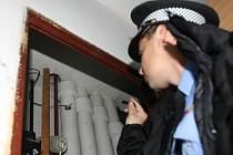 U kontrol černých přípojek může asistovat i policie. Samotné měření ale provádí specialisté energetických společností. Ilustrační foto.