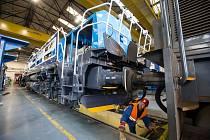 Výrobce lokomotiv CZ LOKO.
