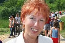 Ředitelka jihlavské zoo Eliška Kubíková.