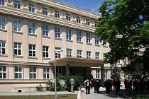 Jihlavský justiční areál.