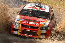 Takhle se Martin Prokop předváděl při Argentinské rallye. Ode dneška nude bojovat o body do celkového hodnocení v šampionátu produkčních vozů na řecké půdě.