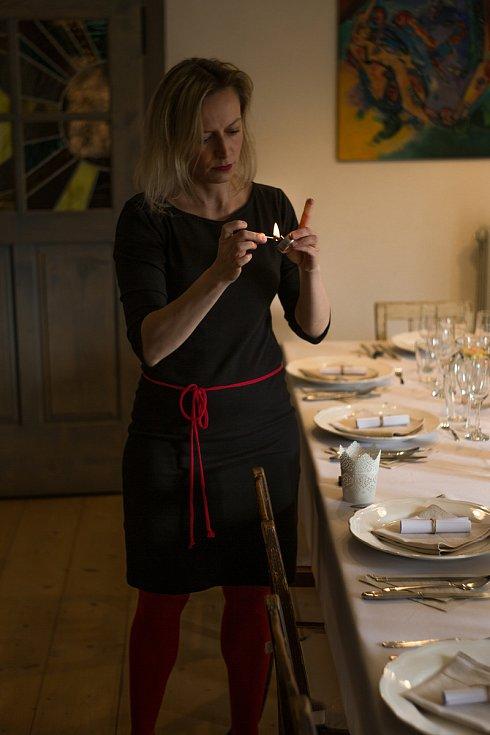 Bytová restaurace Venkovanky se otevře několikrát do roka. Vždy je to zážitek.