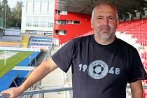 JOSEF MORKUS. Manažer FKM Vysočina Jihlava.