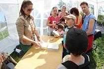 Sobotní program připomenul, že pětapadesátiletá Zoo Jihlava přibližuje pět kontinentů.