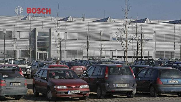 Firma Bosch. Ilustrační foto.