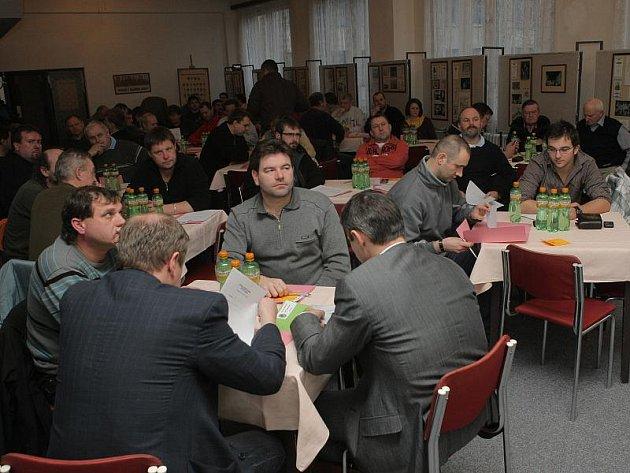 Zástupci šestadvaceti klubů se rozhodli pro změnu na postu předsedy. V úterý jím zvolili Jindřicha Skočdopoleho.