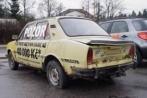 Někteří prodejci nových vozů přišli s lákadlem v podobě výkupu starých aut protiúčtem při koupi nového vozu.