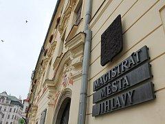 Magistrát města Jihlavy. Ilustrační foto.
