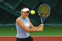 Na jihlavskou tenistku Lucii Kriegsmannovou čeká nejspíš jedna ze zahraničních mariánskolázeňských akvizic.