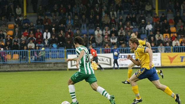 První utkání příštího ročníku druhé fotbalové ligy sehrají hráči FC Vysočina na domácí půdě proti týmu Bohemians Praha, který postoupil jako vítěz z České fotbalové ligy. Pražané se v Jihlavě představili už v sezoně 2007/08.