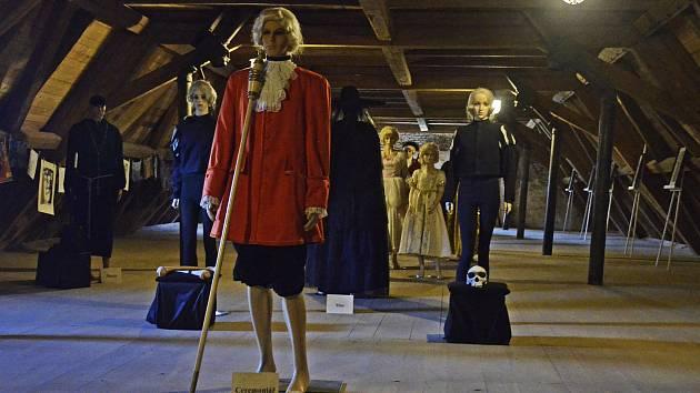 Výstavu nebyl snadné zorganizovat, podle starostky všechna práce ale stála za to.