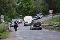 Oprava mostu na Pančavě, městské části Jihlavy, bude zásadní. Most půjde během léta k zemi, na jeho místě vyroste nový.