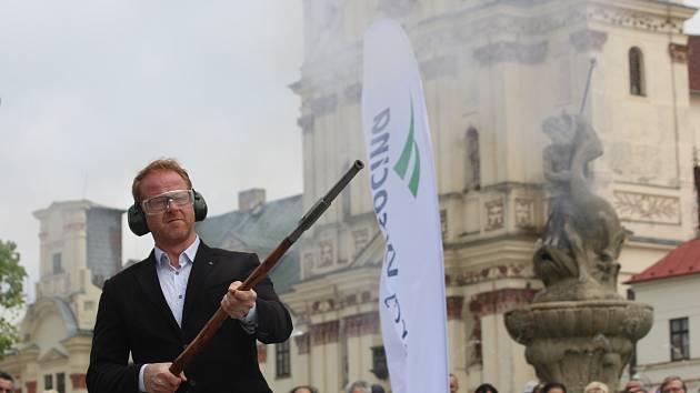 Rekord na Masarykově náměstí.