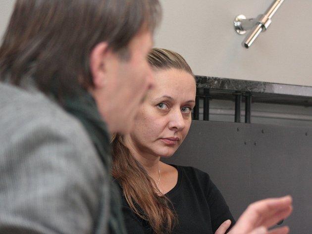 Ředitel Horáckého divadla Josef Fila a režisérka Kateřina Dušková (na snímku) si kvůli dlouhodobé nemoci Pavla Palouše rozdělí i povinnosti uměleckého šéfa.