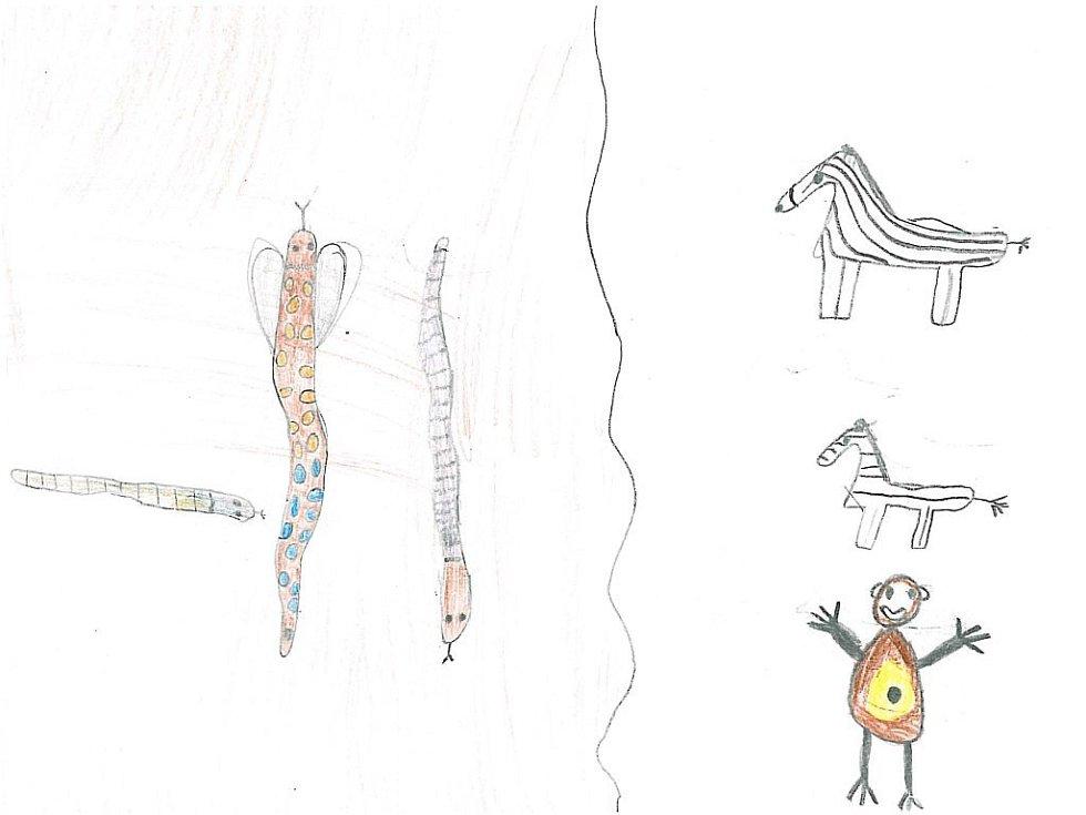 Trebicsky Denik Kresby Deti V Soutezi S Denikem Do Zoo 76