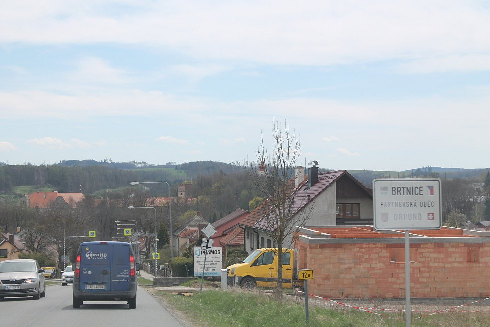 Také Brtnice má své partnerskou obec, je to švýcarský Orpund.