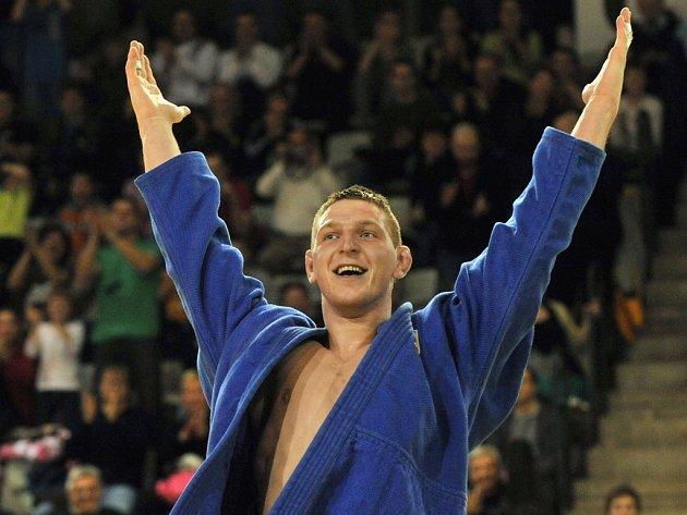 Lukáš Krpálek letos na mezinárodní scéně jen dvakrát prohrál.