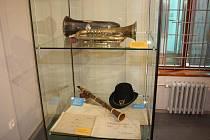 Chvála hudbě. Tak se jmenuje zajímavá výstava, která je do 26. listopadu k vidění v Domě Gustava Mahlera v Jihlavě.