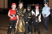 Dětský karneval v Třešti