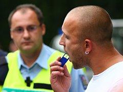 Testování na drogy. Na českých silnicích mají řidiči, kteří se vydali na silnici pod vlivem drogy, nejčastěji pozitivní test na amfetamin nebo marihuanu.
