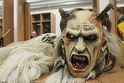 V Jihlavě se lidé potkali se strašidelnými čerty.