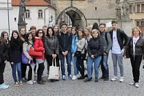 Návštěva z Ukrajiny. Pobyt byl organizován jako studentský workshop na téma Kulturně-historický potenciál cestovního ruchu. Účastnilo se jej deset studentů a dvě akademické pracovnice z Užhorodu a jihlavští studenti a učitelé oboru Cestovní ruch.