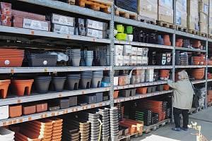 Hobby market. Ilustrační foto.