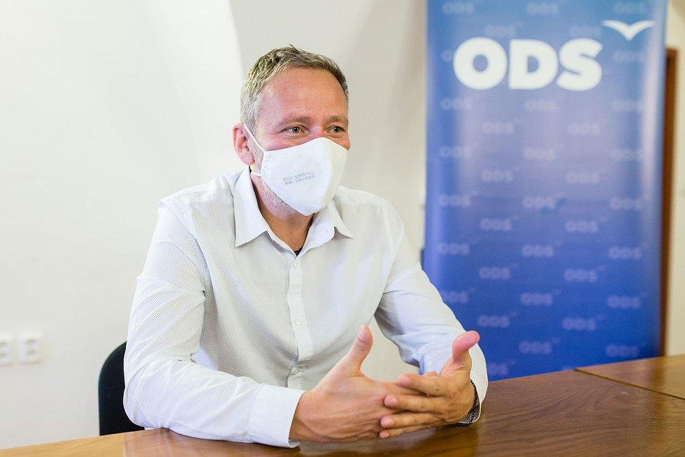 Budoucí hejtman Vysočiny bude Vítězslav Schrek.