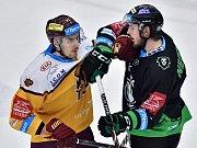 Tipsport extraliga: BK Mladá Boleslav - HC Dukla Jihlava.