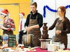 O víkendu bude v Jihlavě čokoládový festival. Lidé ochutnají čokoládu na různé způsoby.