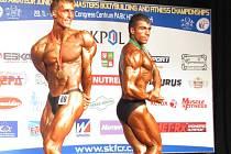 Jihlavský Lukáš topinka (vlevo) si na konci listopadu loňského roku splnil svůj sen. V Plzni vybojoval zlatou medaili na světovém šampionátu juniorů.