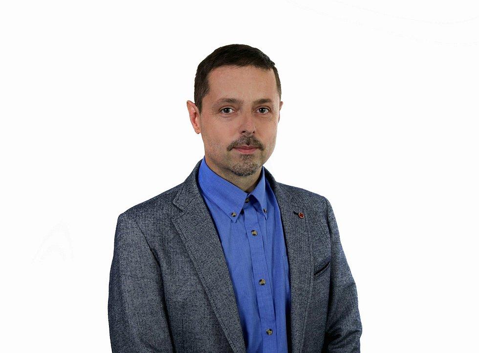 Karel Dvořák, KSČM.