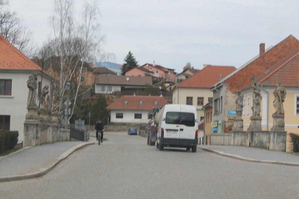 Brtnice je jedna velká památka, říká starostka Miroslava  Švaříčková.