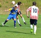 Fotbalisté Kostelce důležitý domácí duel s Bedřichovem zvládli.